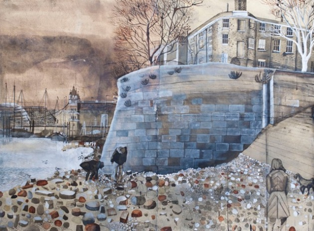 Sophie Charalambous, 'On the Foreshore'